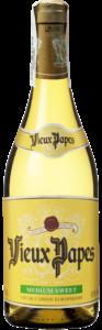 Vieux Papes Blanc Medium Sweet полусолодке вино - магазин склад вайн вайн