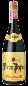Vieux Papes Rouge Medium Sweet червоне напівсолодке магазин склад wine wine