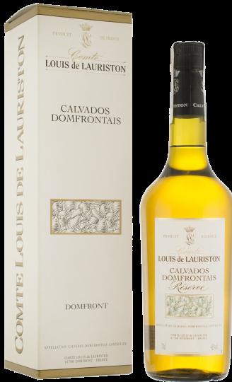 Кальвадос Comte Louis de Lauriston Reserve wine wine магазин-склад