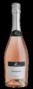 Masseria Altemura Rosamaro Spumante Brut Rose магазин склад winewine