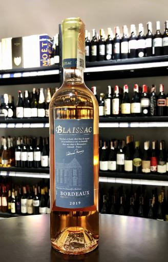 Blaissac Bordeaux Rose - Блайссак Бордо Розе - вайн вайн магазин склад