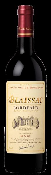 Blaissac Bordeaux Rouge 1
