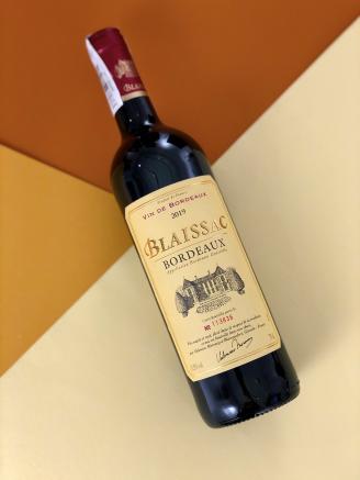 Blaissac Bordeaux Rouge 2