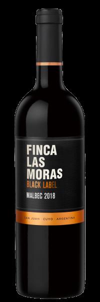 Finca Las Moras Black Label Malbec - Фінка Лас Морас Блек Лейбл Мальбек - вайнвайн магазин склад