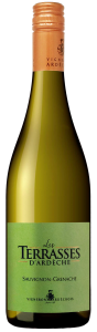 Les Terrasses d'Ardeche Blanc - магазин склад wine wine