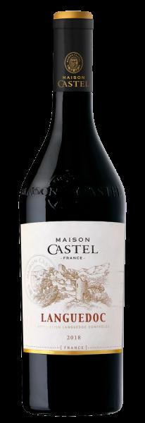 Maison Castel Languedoc - магазин склад wine wine
