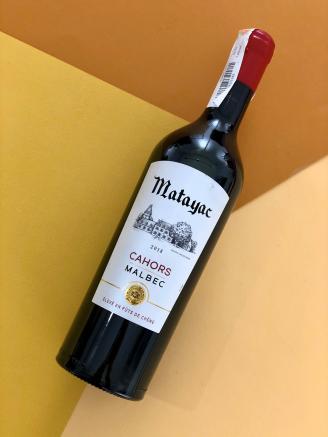 Matayac Cahors Malbec магазин склад wine wine