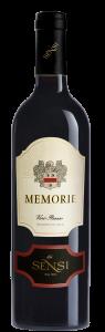 Sensi Memorie Rosso - магазин склад winewine