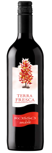 Terra Fresca Rosso Amabile - winewine магазин склад