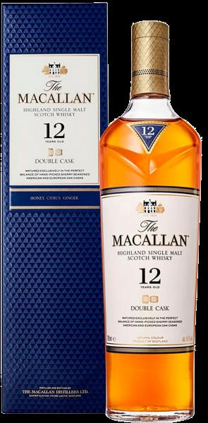 Віскі Macallan Double Cask 12 років wine wine магазин-склад