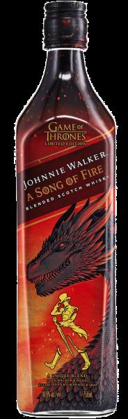 Віскі Johnnie Walker Got Song of Fire 0,7л 1