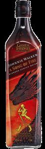 Виски Johnnie Walker Got Song of Fire - магазин склад winewine