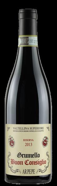 ArPePe Grumello Buon Consiglio Valtellina Superiore - магазин склад winewine