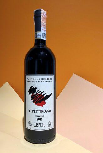 ArPePe Il Pettirosso Valtellina Superiore - магазин склад wine wine