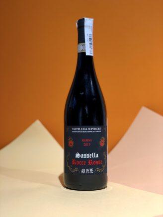ArPePe Sassella Rocce Rosse Valtellina Superiore Riserva - магазин склад wine wine