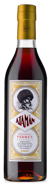 Barbadillo Ataman Vermut wine wine магазин-склад