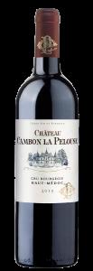 Chateau Cambon la Pelouse Haut Medoc 2015 - магазин склад winewine