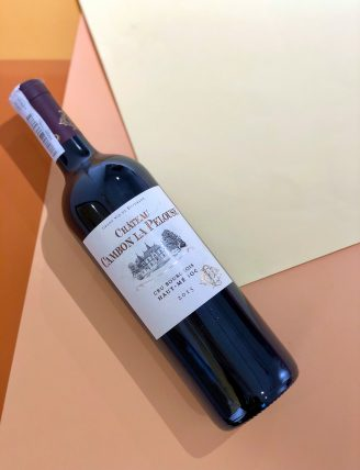 Chateau Cambon la Pelouse Haut Medoc 2015 -магазин склад wine wine