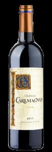 Chateau Carlmagnus Fronsac 2015.png winewine магазин склад
