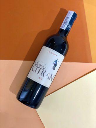 Chateau Citran 2016 Haut Medoc - wine wine магазин склад