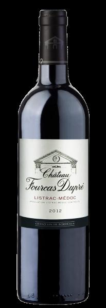 Chateau Fourcas Dupre Listrac Medoc 2012 - магазин склад winewine