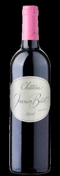 Chateau Joanin Becot Castillon Cotes de Bordeaux 2013 - магазин склад winewine