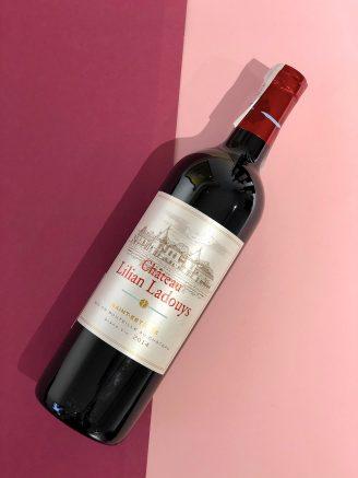 Chateau Lilian Ladouys Saint-Estephe 2014 - магазин склад winewine