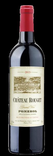 Chateau Rouget Pomerol 2013 1