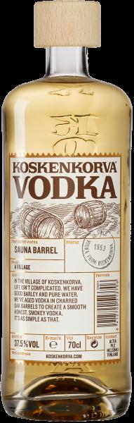 Koskenkorva Sauna Barrel 0,7л - магазин склад winewine