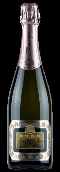 Monte Rossa Franciacorta Flamingo Rose Brut - магазин склад winewine