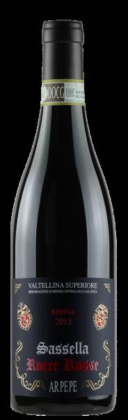 ArPePe Sassella Rocce Rosse Valtellina Superiore Riserva - winewine магазин склад