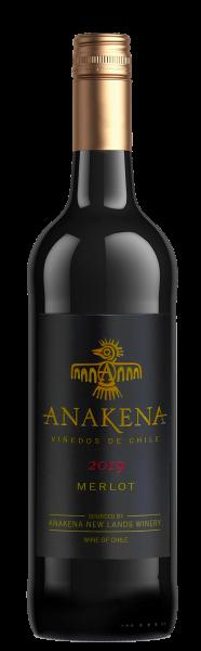 Anakena Merlot 2019 - магазин склад wine wine