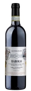 Comm. G.B. Burlotto Barolo 2015 - winewine магазин склад