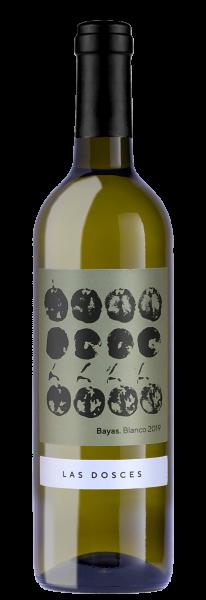 Chozas Carrascal Las Dosces Bayas Blanco - winewine магазин склад