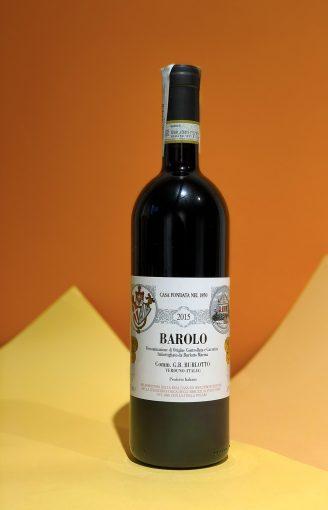 Comm. G.B. Burlotto Barolo 2015 - wine wine магазин склад