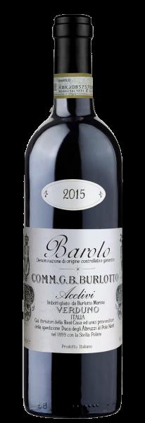 Comm. G.B. Burlotto Barolo Acclivi 1