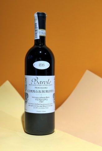 Comm. G.B. Burlotto Barolo Monvigliero 2015 - wine wine магазин склад