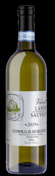 Comm. G.B. Burlotto Viridis Langhe Sauvignon - магазин склад winewine