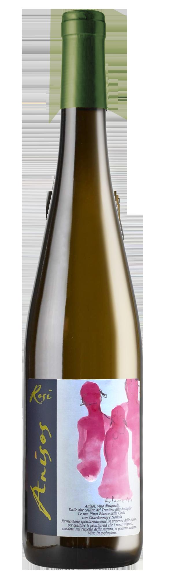 Eugenio Rosi Anisos - магазин склад winewine