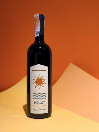 Gino Pedrotti Merlot 2016 - магазин склад wine wine