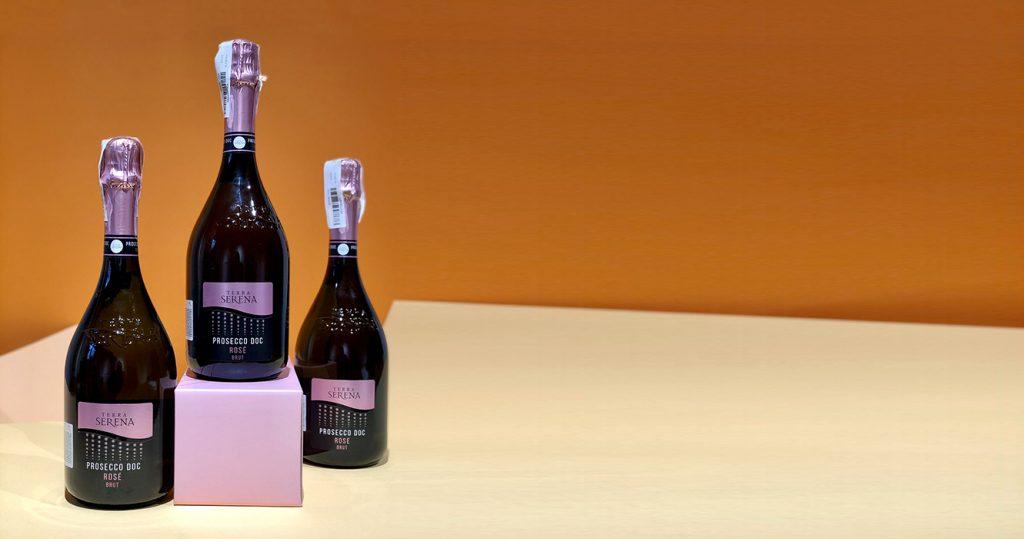 Terra Serena Prosecco Rose - магазин склад winewine