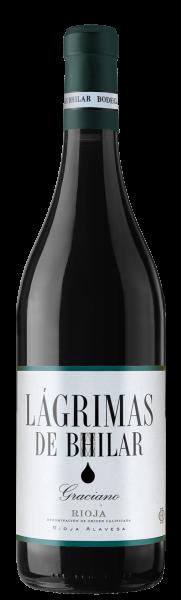 Bodegas Bhilar Lagrimas de Bhilar Graciano Rioja - магазин склад winewine