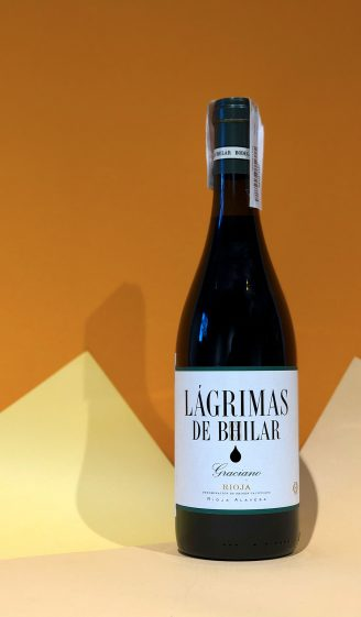 Bodegas Bhilar Lagrimas de Bhilar Graciano Rioja магазин склад winewine