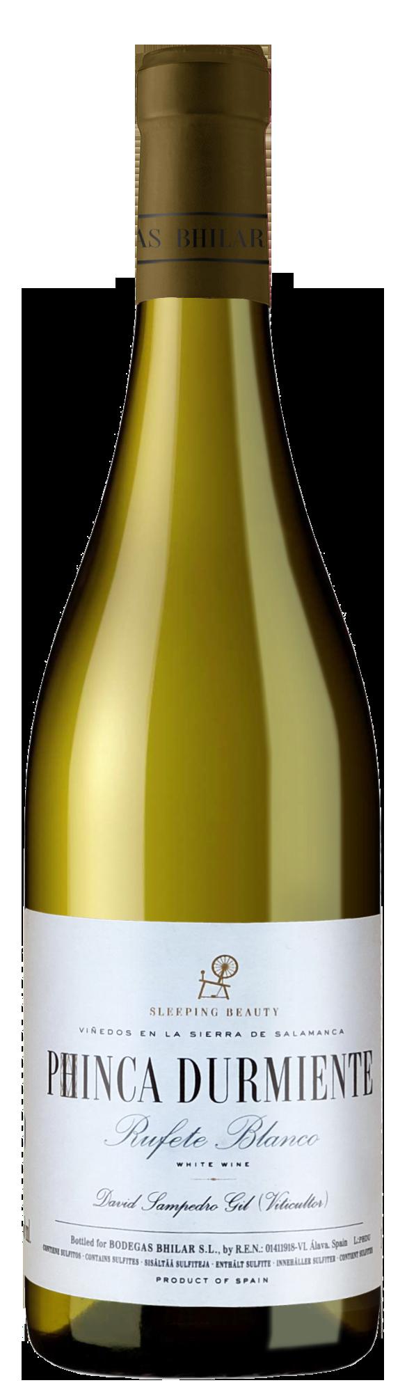 Bodegas Bhilar Phinca Durmiente Rufete Blanco - магазин склад winewine