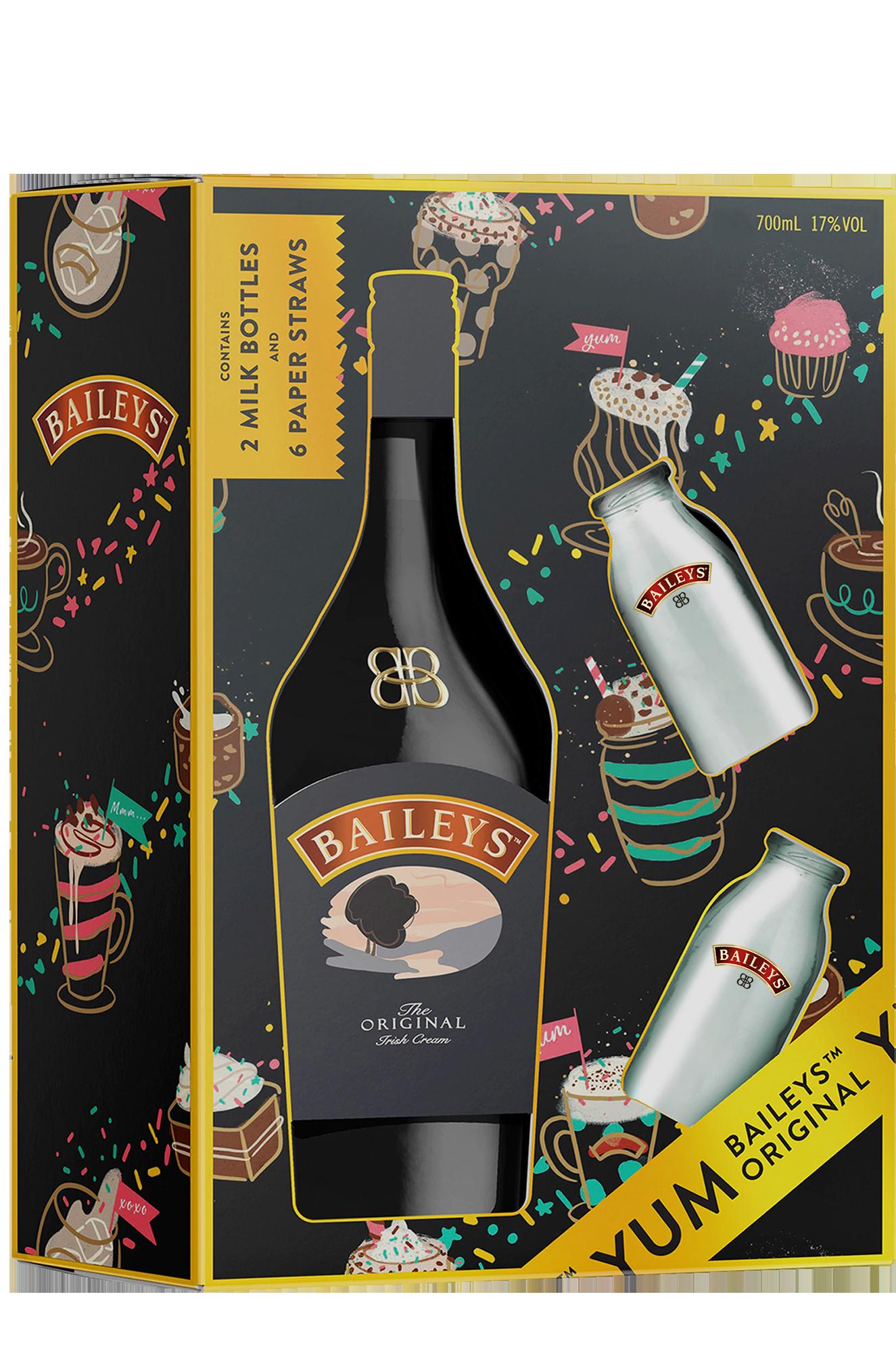 Набор Baileys с молочными бутылочками 1