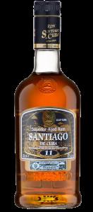 Ром Santiago de Cuba Anejo Superior 11 YO 0.7л (в коробці)