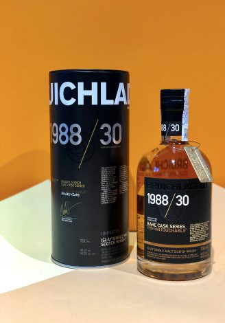 Bruichladdich Rare Cask Series 1988 30 YO - магазин склад winewine