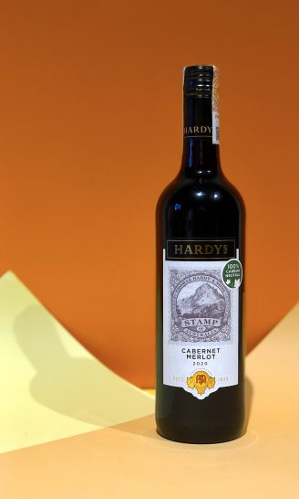 Hardys Stamp Cabernet Merlot - wine wine магазин склад
