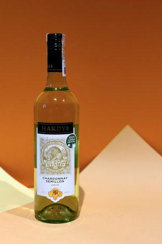 Hardys Stamp Chardonnay Semillon магазин склад wine wine