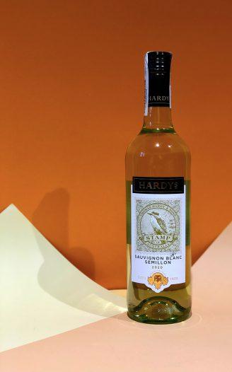 Hardys Stamp Sauvignon Blanc Semillon - winewine магазин склад